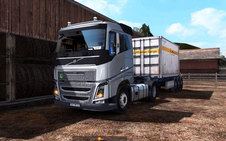 《欧洲卡车模拟2》新手选车推荐